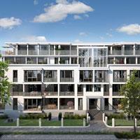 Neubauprojekt LEIBL22 errichtet Thamm & Partner