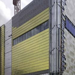 Hochdiffusionsoffene Fassadenbahn DuPont Tyvek Supro