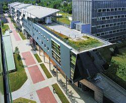 Dachabdichtungssystem »Evalastic« von alwitra ist ein ökologisches Dachabdichtungssystem