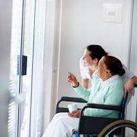 Behindertengerechte Bedienung eines Lüftungsgerätes von Meltem
