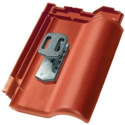 Trägerpfanne für alle Energie-Dachsysteme von Nelskamp