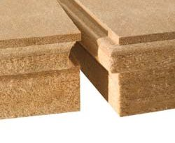 Pavatex-Holzfaserdämmplatten bestehen Hagelwiderstandsprüfungen