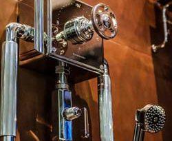 THG Paris - Armaturen im Industrial Design