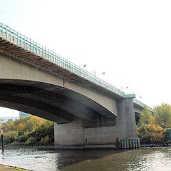 Sika Deutschland: Fahrbahnsanierung der Koblenzer Europabrücke