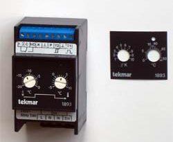 tekmar-Temperaturregler für Rohrbegleit- und Dachrinnenheizungen