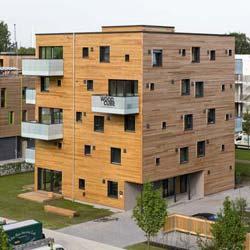 Perspektiven des mehrgeschossigen Holzbau
