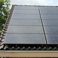Modul-Wechselrichter in privaten Photovoltaik-Anlagen