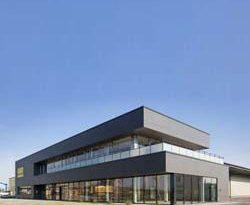 Neubau für dachundwand in Achau