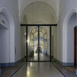 Brandschutz im Justizpalast München