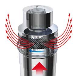 Diajekt-Steuerung CFC10 stellt Kutzner + Weber eine neue Regler- und Überwachungseinheit für Rauchsauger vor