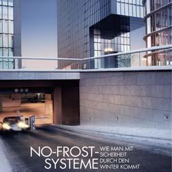 Broschüre über No-Frost-Systeme von AEG Haustechnik