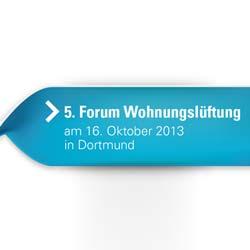 Forum Wohnungslüftung