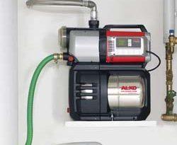 AL-KO Hauswasserwerk HW 6000 FMS Premium