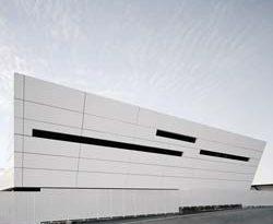 Gebäude 9 für Mercedes-AMG von Gellink + Schwämmlein Architekten