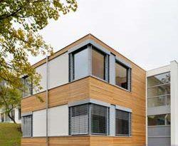ALHO, Holding Modulbau, Bâtiments Publics, Luxemburg