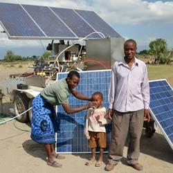 Wasser für die Menschen in Tansania