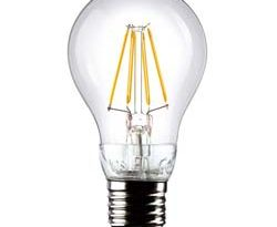 Glühbirne vosLED Glühfadenlampe