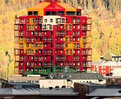 Tingshuset in Örnsköldsvik von Gert Wingårdh
