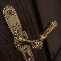 Türen für die Abtei Brauweiler in Pulheim