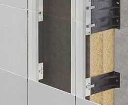 Zertifiziertes Haltesystem als Passivhaus-Komponente: BWM-Thermokonsole
