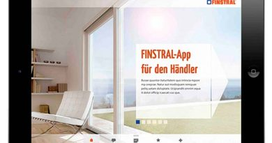 Finstral-App jetzt im Apple-App Store und im Google Play Store