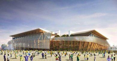 Arena Cuiabá - GCP Arquitetos. Foto: Neorama, ALMA Estúdio