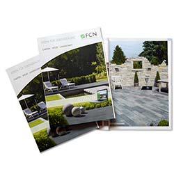 Neuer FCN-Katalog stellt Pflaster und Gartensteine vor