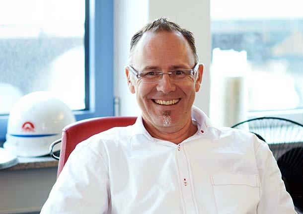 Claus Steinbuch, Geschäftsführer der StekoX GmbH