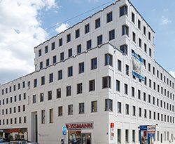 RegerHof von Hild und K Architekten Architektur mit WDVS