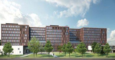 Campusneubau der Frankfurt School of Finance & Management. Bild: Frankfurt School of Finance & Management