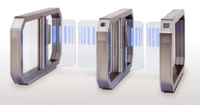 Zutrittskontrolle Galaxy Gate von Wanzl