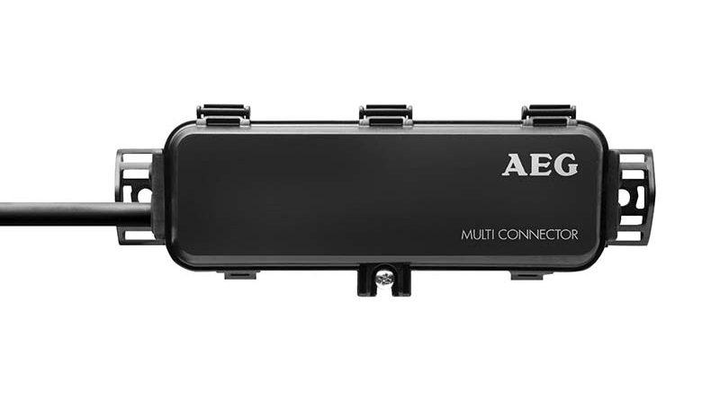 AEG Multi Connector für Heizbänder im Außenbereich