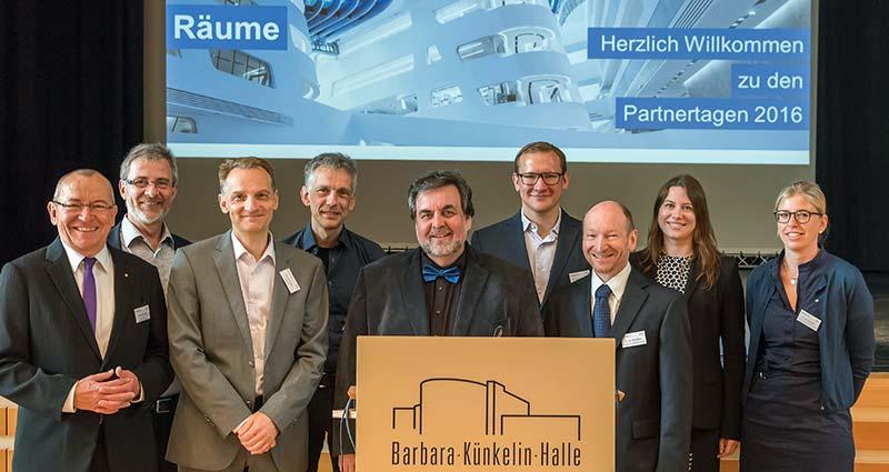 Die Besucher der 16. HOBA-Partnertage profitierten wieder einmal vom Wissen der Referenten