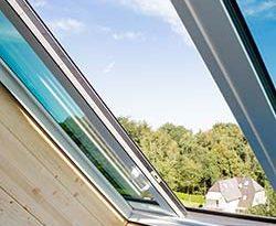 Dachschiebefenster von LiDEKO