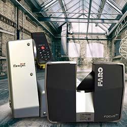 Digitales 3D-Aufmaß in der Sanierung