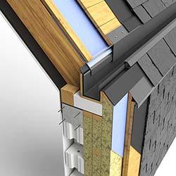 Schieferdetails für Dach und Fassade von Rathscheck