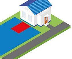 Flächenbedarf für Sole-Wärmepumpen
