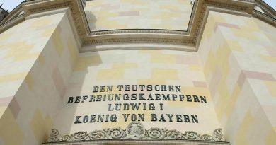 Detail der wiederhergestellten Farbfassung: Bildquelle Bayerische Schlösser- und Seenverwaltung