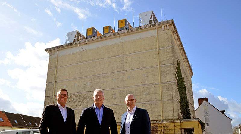 Hochsicherheits-Datacenter im umgebauten Atomschutzbunker