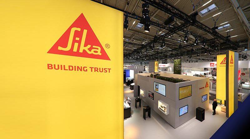 Sika Deutschland GmbH verschiebt Teilnahme an der BAU auf 2023