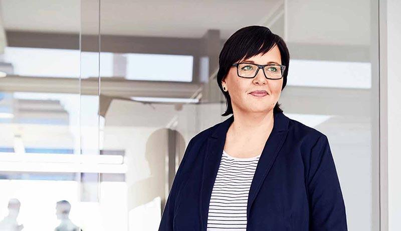 Dipl.-Ing. Ute Weiß, Leiterin des SitaCampus Schulungs- und Seminarwesens.