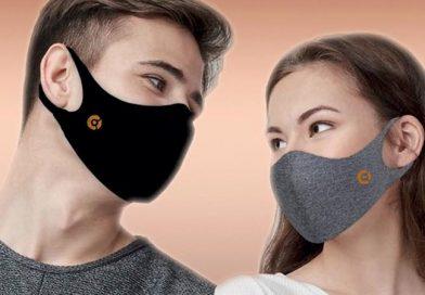 Coppermask, die antivirale Maske gegen Corona-Viren
