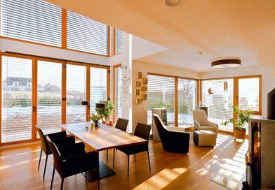Im Sinne der Nachhaltigkeit können Massivholzhäuser sogar zu 100% recycelt werden Foto: S2 GmbH