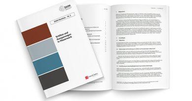 DAfM Richtlinie 2: Schlitze und Aussparungen in Mauerwerk
