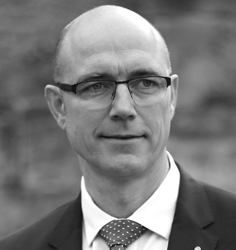 Dr.-Ing. Frank Purtak, Geschäftsführer der TragWerk Ingenieure Döking+Purtak GmbH