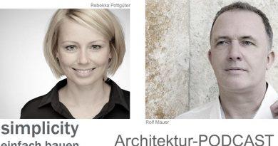 Rebekka Pottgüter und Rolf Mauer
