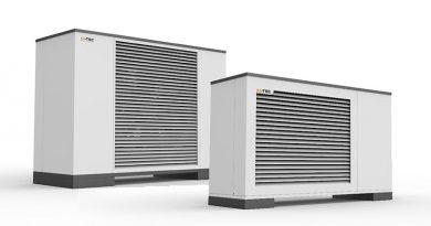M-TEC baut sein Portfolio im oberen Leistungsbereich aus, hier die neuen Luftwärmepumpen der Power-Serie. Bildquelle: M-TEC GmbH