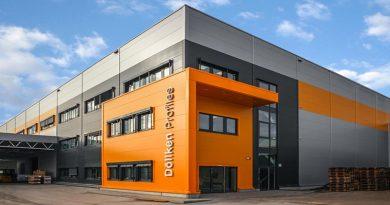 Döllken Profiles zentralisiert Logistik, Produktion und Verwaltung