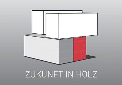 Kostenfreie Architektenveranstaltung zur ZUKUNFT IN HOLZ in Berlin