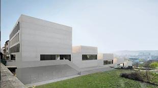Neubau John Cranko Ballettschule Stuttgart: Projektsteuerung und Objektüberwachung (KG 400)